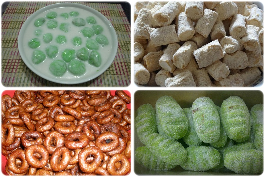 10 Weirdly Named Traditional Malaysian Kuih Muih Thehive Asia