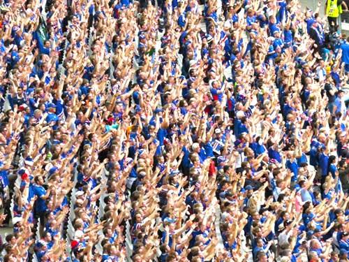 Marseille Again, Euro 2016, France.