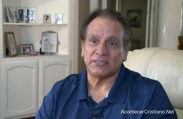Hombre sanado de tumor cerebral