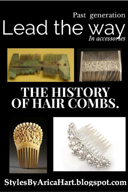 Hair, combs, accessories, Haircare