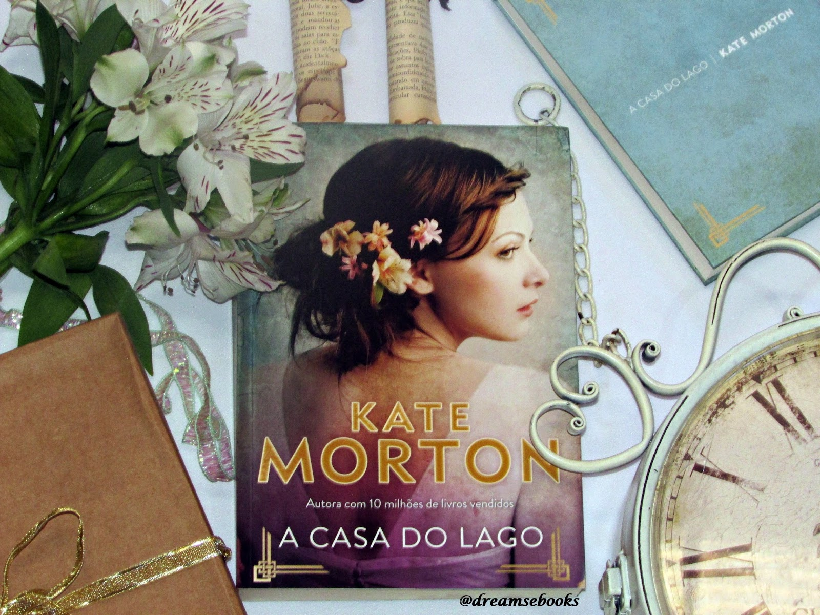 Dreams books resenha a casa do lago - Kate morton la casa del lago ...