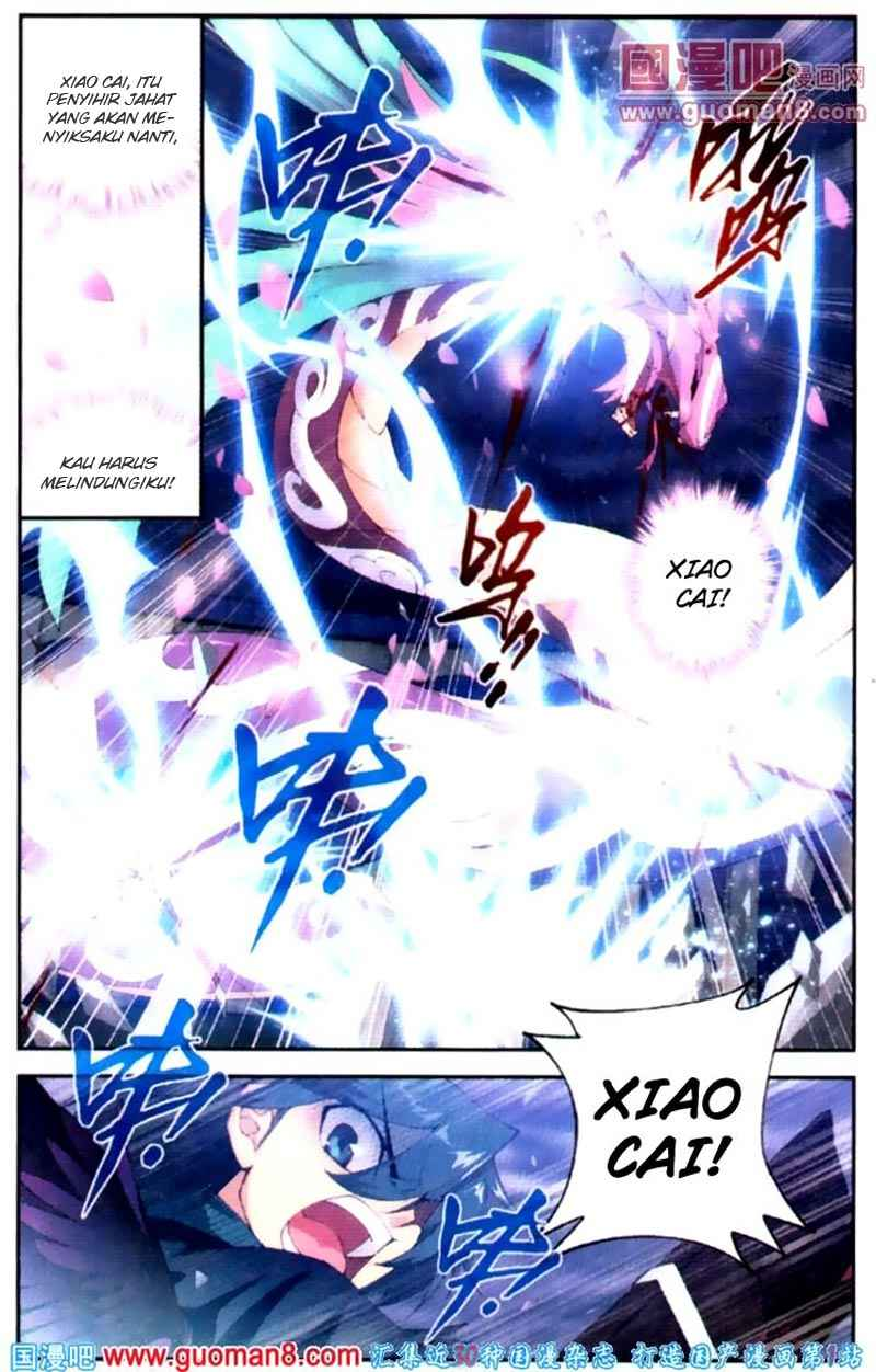 Battle Through Heaven Chapter 81-4