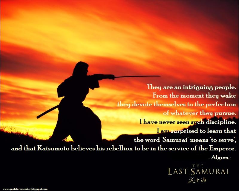 #TheLastSamurai #TomCruise #KenWatanabe