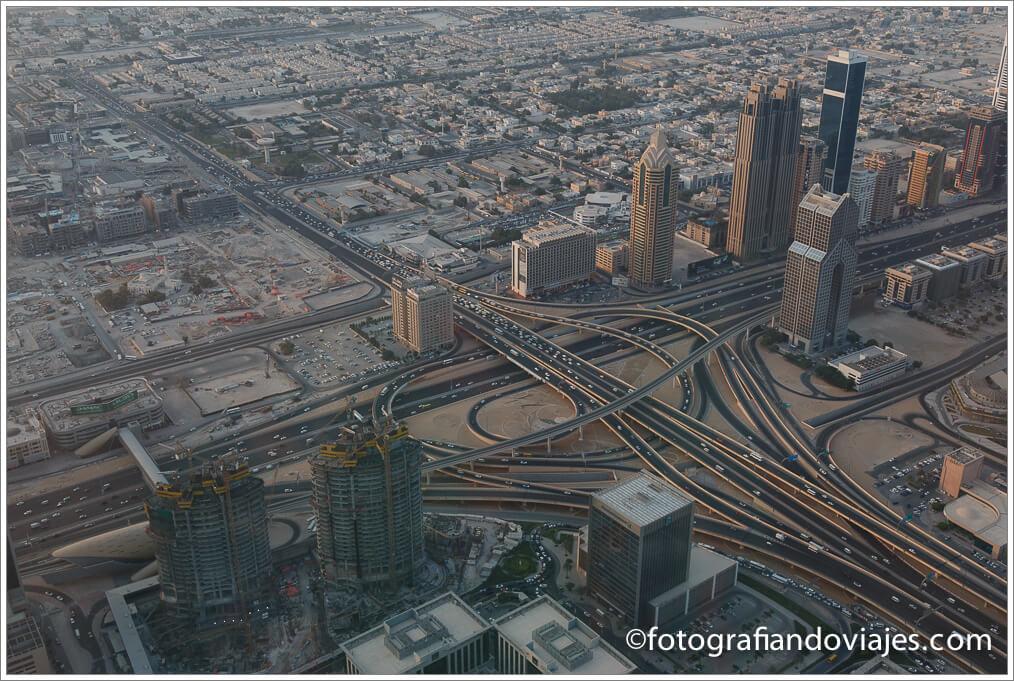 Carreteras en Dubai