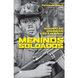 Livro Meninos soldados