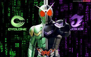 Kamen Rider W - Siêu Nhân Kamen Rider W (Double) VietSub