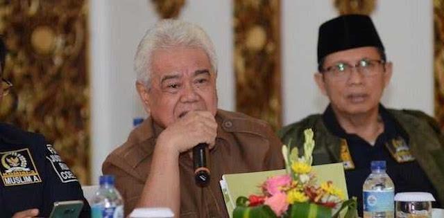 KPK Panggil Nawafie Saleh Jadi Saksi Idrus Marham