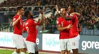 فوز كاسح لمنتخب انجلترا بخمس اهداف على منتخب بلغاريا في التصفيات المؤهلة ليورو 2020
