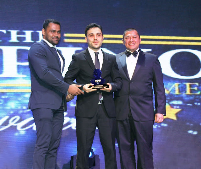 Al Ansari Exchange wins 'Preferred Remittance Centre of the Year' for the second time at The Filipino Times Awards 2016