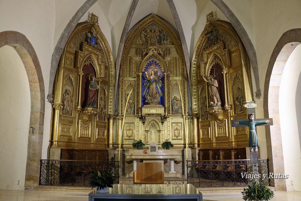 Iglesia de Santa María, Santa Pau, Girona