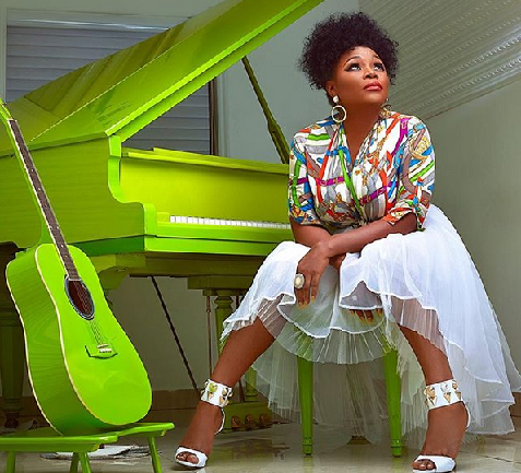 Singer Omawumi stuns in new photos