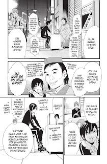 """Reseña de """"Noragami: historias cortas"""" de Adachitoka - Norma Editorial"""