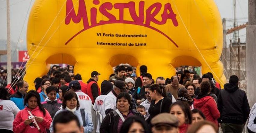MISTURA 2017: Estas son las novedades que tendrá la décima edición de la feria gastronómica - www.mistura.pe
