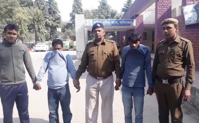 Accused of sexually assaulting girls in Jharkhand police custody