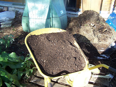 L'importance du compost et du mulch pour de belles récoltes
