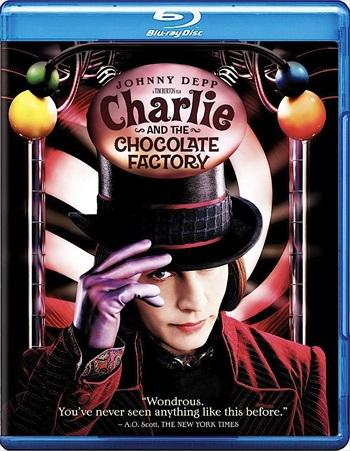 Charlie And The Chocolate Factory 2005 Dual Audio Hindi Bluray Download