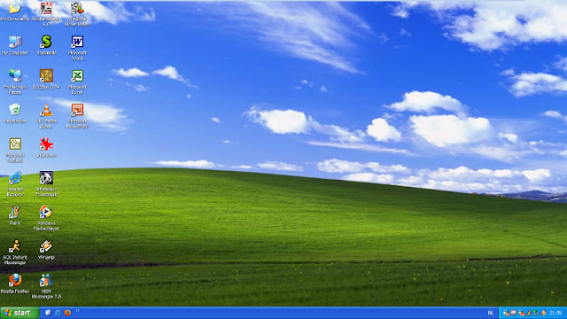 Windows XP Home Edition SP3 ISO Free Download