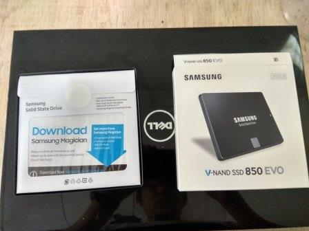 review SSD Samsung 850 EVO 250 GB