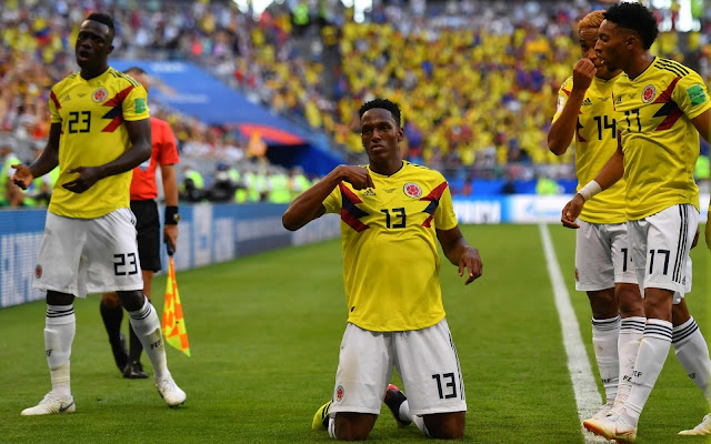 Colombia vs Senegal [1:0] - FIFA World Cup 2018