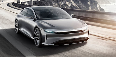 New Lucid Air is a 1,000bhp EV to beat Tesla !!!