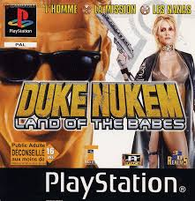 LINK DOWNLOAD GAMES DUKE NUKEM LAND OF THE BABES PS1 FOR PC