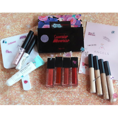 althea, althea korea, althea makeup box, althea makeup, makeup murah, makeup korea, eye glitter, concealer murah, cream tint murah, lip tint cantik