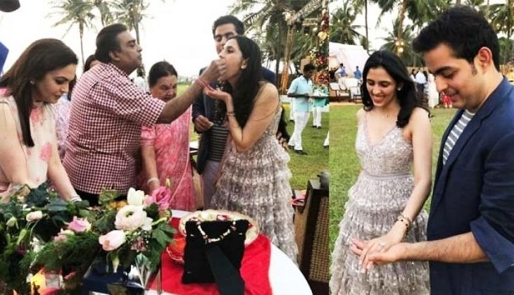 Akash Ambani & Shloka Mehta engagement be held today
