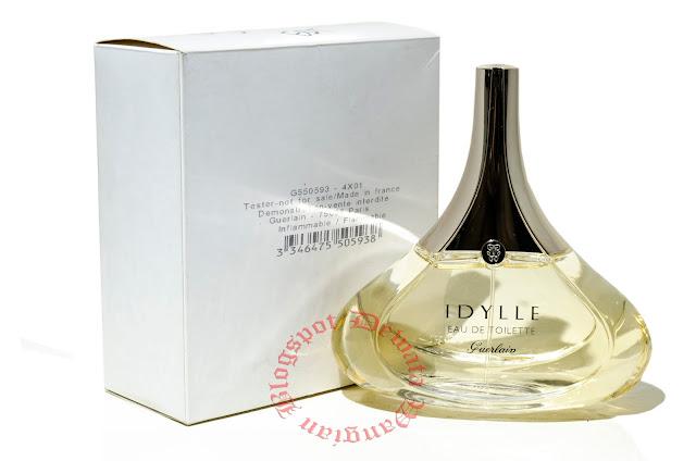 Guerlain Idylle Eau De Toilette Tester Perfume
