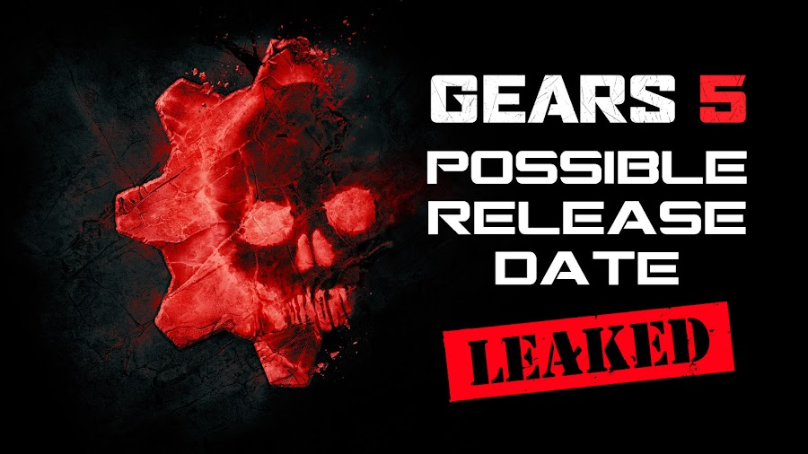 gears 5 release date leaked rating board pc xbox