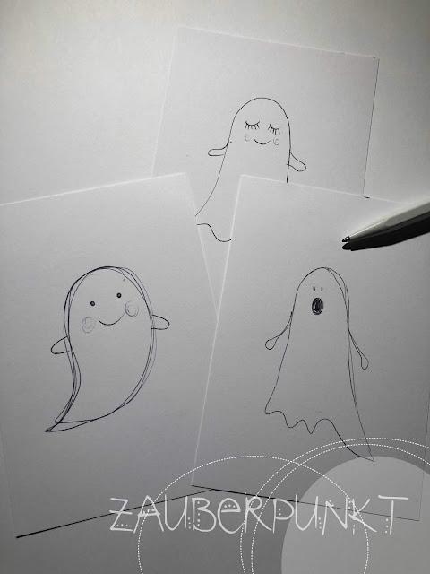 Gespenster, Halloween