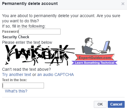 how to permanently delete facebook account and messenger