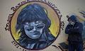 Γκράφιτι – φόρος τιμής στον Στάθη Ψάλτη (φωτο)