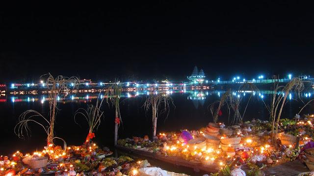 Chaath Puja in Kathmandu