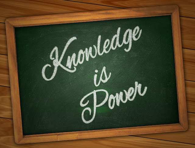 Knowledge is power animation