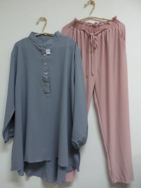 Model Baju Blouse Hamil Kerja Bahan Adem