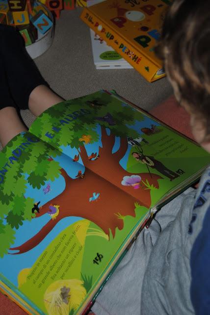 Il Gufo con gli occhiali : rubrica dedicata ai consigli di lettura per i bambini