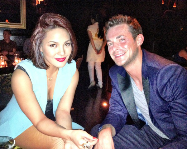 Kc Concepcion And Jules Knight