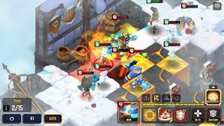 Download Game Legacy Quest : Rise of Heroes Apk V1.9.107 4