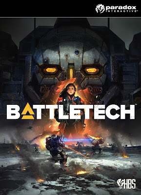 Battletech Game Cover PC