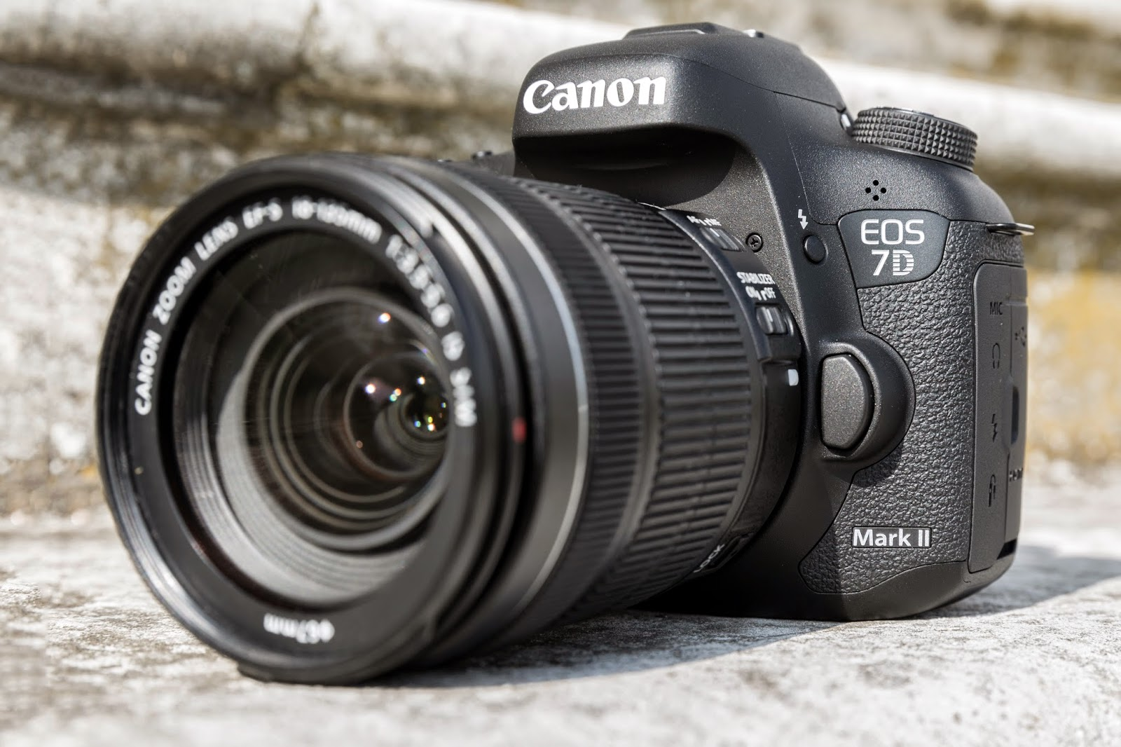 Canon EOS 7D Mark II – Hands-on and First Impressions ...