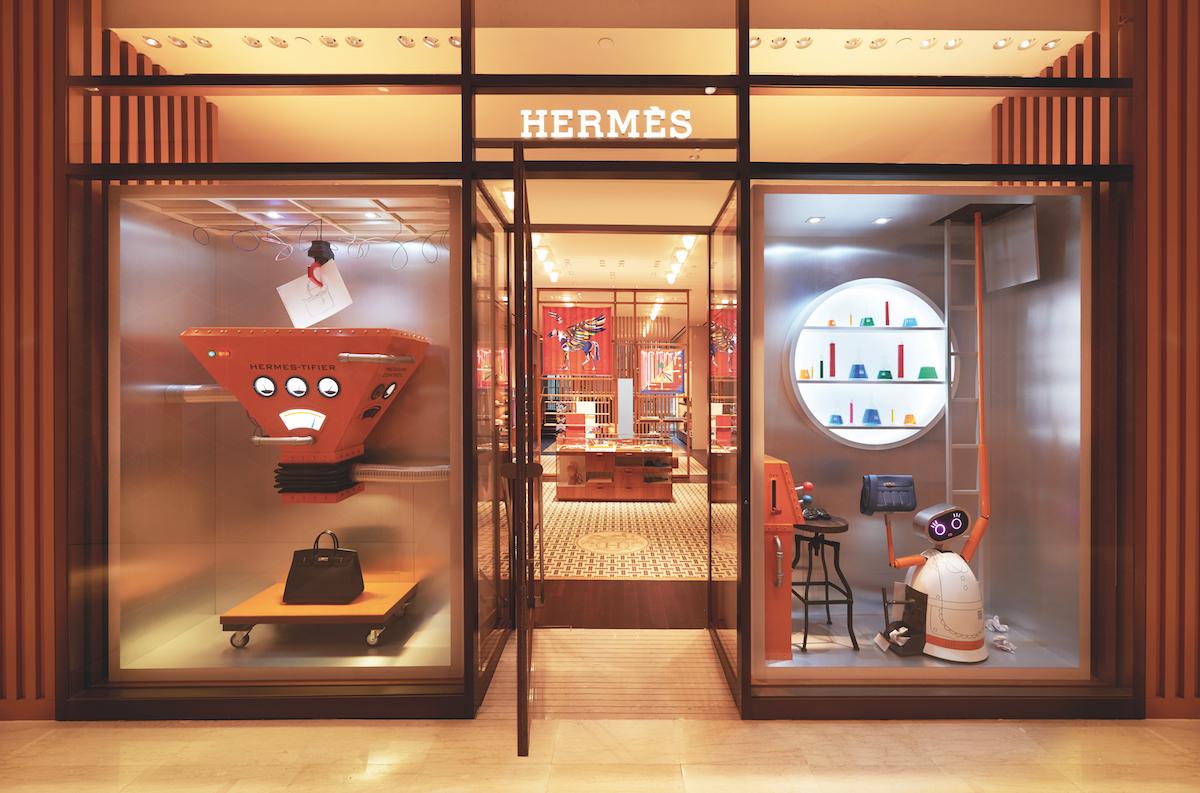 Event Post: Hermès Store Reopening at Pavilion KL