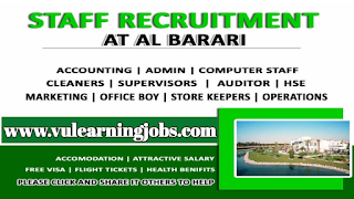 Al Barari Construction Company Dubai - Jobs In UAE