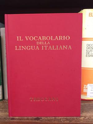 Vocabolario della lingua italiana, Treccani l'enciclopedia