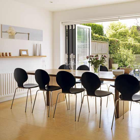 Large Dining Rooms: Beautiful Things Are Love And Dreams : As Salas De Jantar