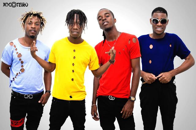 Pink 2 Toques - Puxa Calça (Afro House) (Prod. Dj Aka M) Download Mp3