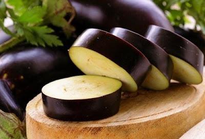 Vertus et bienfaits de l'aubergine