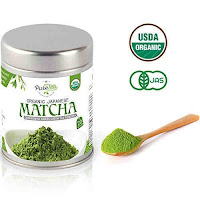 Pure Tea ceremonial grade matcha green tea