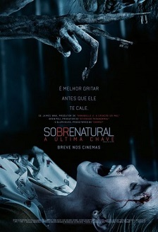 Sobrenatural – A Última Chave 2018 – Torrent Download – BluRay 720p e 1080p 5.1 Dublado / Dual Áudio