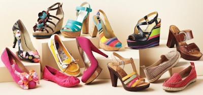 Bisnis Fashion Sepatu