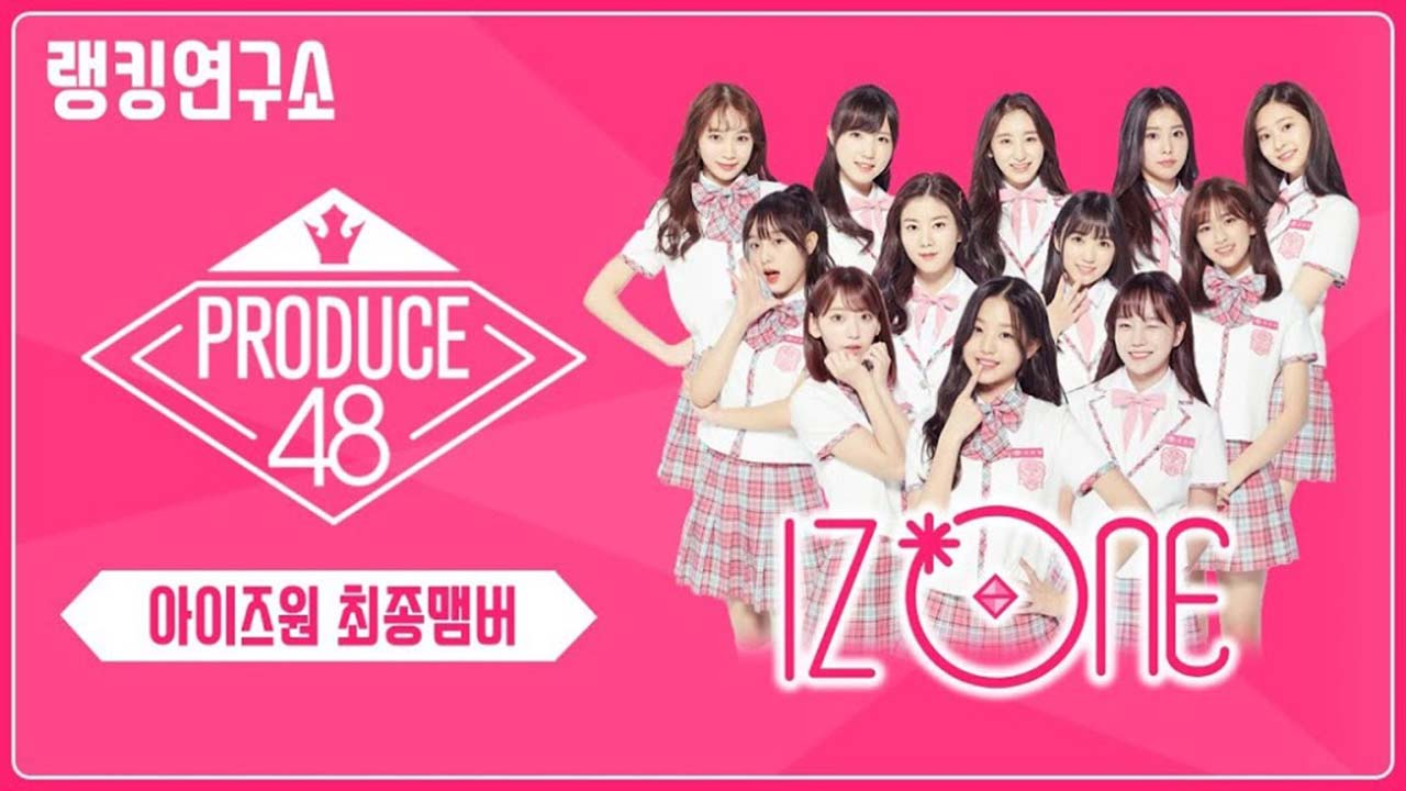 IZ*ONE CHU Episode 3 Subtitle Indonesia